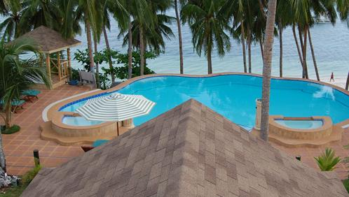 anda white beach resort bohol